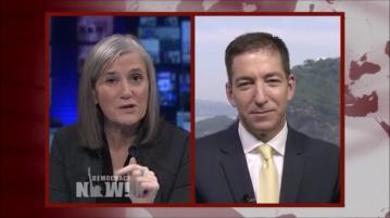 Glenn Greenwald-Amy Goodman