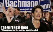 Bachmann the girl next door