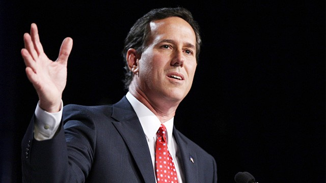 Rick Santorum Supports Lunatic Fringe Christian Teen Ministry (1/2)