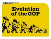 Evolution of the GOP