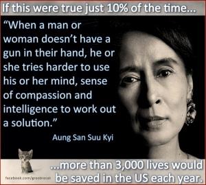 Aung San Suu Kyi GC