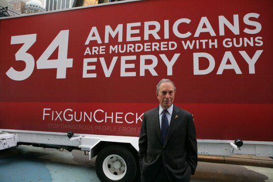 Bloomberg-Guns