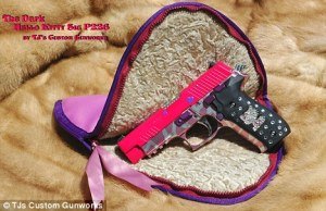 Hello Kitty Handgun