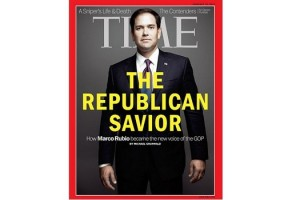 Time magazine-Marco Rubio