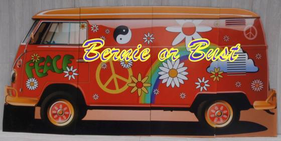 Bernie or Bust VW