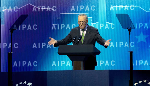 Schumer and AIPAC